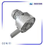 Ventilador lateral trifásico de la turbina del compresor del canal de la compensación