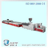 Belüftung-Rand-Streifenbildungs-Profil-Blatt-Plastikmaschinen-Zeile Extruder