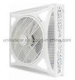 16 pouces neufs de ventilateur de refroidissement de plafond avec le moteur et le distant de cuivre