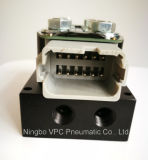 クロム480空気圧縮機のエアーバッグの中断スイッチ速度Vvu4f多岐管弁
