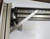 Окно Casement алюминиевое с штуцерами Kinlong