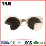 Ynjn New Design Ladies Cat Eye Óculos de sol