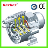 4BHB650H68 7.5KW Ventilador de ventilação regenerativo de alta pressão