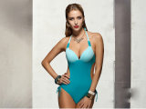Compeitiveの価格のセクシーな女性浜の水着のビキニ