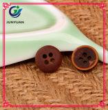 A cor do café muitos faz sob medida a tecla de camisa da resina