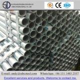 Rundes vor galvanisiertes Stahlrohr