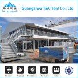 Tent van het Dek van de Kwaliteit van het sta-caravan de Beste Dubbele voor de Reis van Longines China