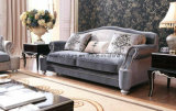 Qualitäts-Wohnzimmer-grosses Gewebe-Sofa gesetztes S6956A-2