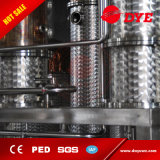Tanque destilando Home do equipamento/destilação/potenciômetro aço inoxidável ainda