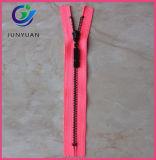 Bunter Zahn-Farbe Vislon Handtaschen-Reißverschluss