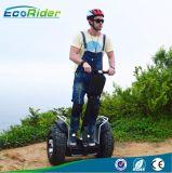 Собственная личность 2-Колеса батареи лития Ecorider франтовская балансируя электрический самокат гольфа