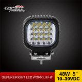 Nicht für den Straßenverkehr LED Arbeits-Lampe des hohen des Lumen-48W LKW-