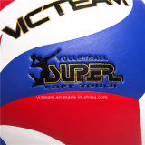 Les dimensions normales personnalisent le volleyball d'allumette