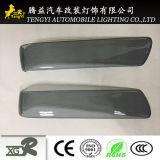 La fibra del carbón para el sostenedor ligero accesorio del coche principal de la pantalla protege