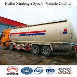 40cbm Sinotruk Euro 4 Bituminous Coal Powder Tanker Truck with Man Engine