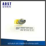 Utensile per il taglio del laminatoio della sfera d'acciaio del tungsteno di Edvt 50HRC 2flute