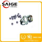 Bolas de metal G1000 de la carga 5.5kn 2m m del agolpamiento pequeñas