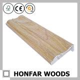 Cadre de porte de moulage en bois de placage de matériau de construction