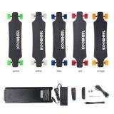 40km/H удваивают скейтборд Koowheel мотора эпицентра деятельности электрический, запатентованный скейтборд съемной батареи Samsung/LG электрический