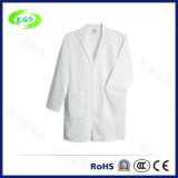 Cappotto uniforme del laboratorio del Workwear su ordine ESD dell'ospedale
