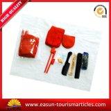 安い透過PVC使い捨て可能な旅行キットの工場