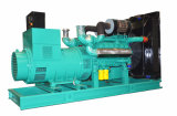 Commutateur de transfert automatique Electric 750kVA 600kw Diesel Silent Genset