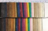 최신 단화, 부대, 가구, 훈장 (HS-Y53)를 위한 판매에 의하여 돋을새김되는 패턴 인공적인 합성 가죽