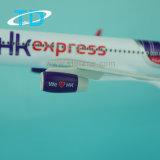 Airbus A320neo HK esprime 1/200 di accumulazione di modello dell'aeroplano delle repliche