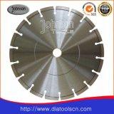 Instrumento de diamante: 250mm láser hoja de sierra para uso general