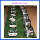 LED DJの照明穂軸100W LEDの同価ライト