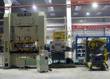 Alimentador automático da folha da bobina com Straightener e uso de Uncoiler na máquina da imprensa e na máquina-instrumento