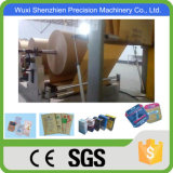 Linha de produção do saco do cimento do papel de embalagem do GV