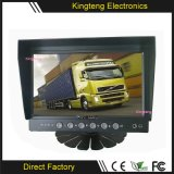 Moniteur de sauvegarde de petit TFT LCD de 5 pouces à l'intérieur moniteur de véhicule de stand de Motorhomes de camion de seul