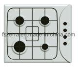 Équipement de cuisine Acier inoxydable avec dispositif de sécurité Plaque de cuisson au gaz Jzs54103A