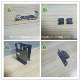China-Lieferant Soem-kundenspezifisches hohes Menge-Blech/verbiegende Teile mit schwarzem Überzug