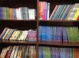 Coperchio molle, libro di bambini di stampa in offset di colore completo