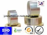 Singolo nastro di rinforzo adesivo parteggiato del di alluminio