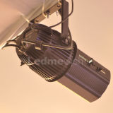 Linear image dynamic 50W LED Custom Gobo of steam turbine and gas turbine systems Lighting