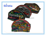 Barcelona-Serie Colorfull Druck-kleiner Münzen-Beutel