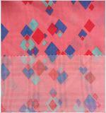 Textil 100% poliéster, estampado de seda Twill Chiffon Prints, Telas delgadas, los últimos estilos
