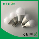 High Lumen Super Brightness A60 E27 LED Light Globes com Ce RoHS