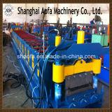 Farben-Stahldach-Panel-Rolle, die Maschine (AF-B760, bildet)