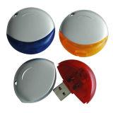 USB plástico Pendrive del disco de destello de la memoria del USB