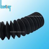 Отлитая в форму таможней Wearproof круглая резиновый труба соединения расширения