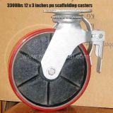 Fußrollen-Rad für Baugerüst