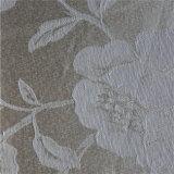 Tissu de fourniture de rideaux en polyester de configuration d'usine de jacquard