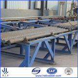 Barres rondes trempées et gâchées normales recuites d'acier allié