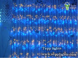 크리스마스 LED 폭포 빛