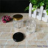 o mini atolamento 40ml de vidro sextavado range 1.5oz