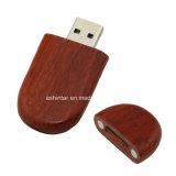 Bastone di legno del USB di Thumbdrive dell'istantaneo di memoria USB3.0